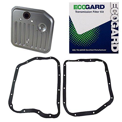 ECOGARD XT1262 Transmission Filter Kit for 1998-2006 Dodge Ram 1500, 1998-2009 Ram 2500, 1999-2003 Ram 3500 Van, 1998-2007 Ram 3500, 1998-2003 Durango, 1999-2003 Ram 1500 Van, 1998-2003 Dakota