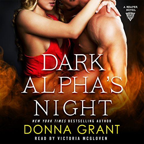 Dark Alpha's Night audiobook cover art