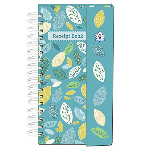 Organized Mom Receipt Book Organizer