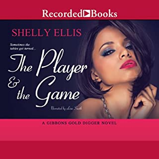 The Player and the Game audiobook cover art