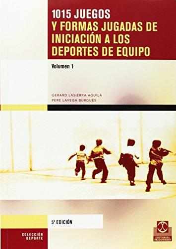 Mil 15 iniciación a los deportes de equipo (2 Vol.)