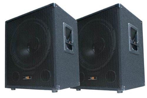 E-Lektron -  2X 600W DJ PA