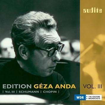 Edition Géza Anda, Vol.III: Schumann & Chopin