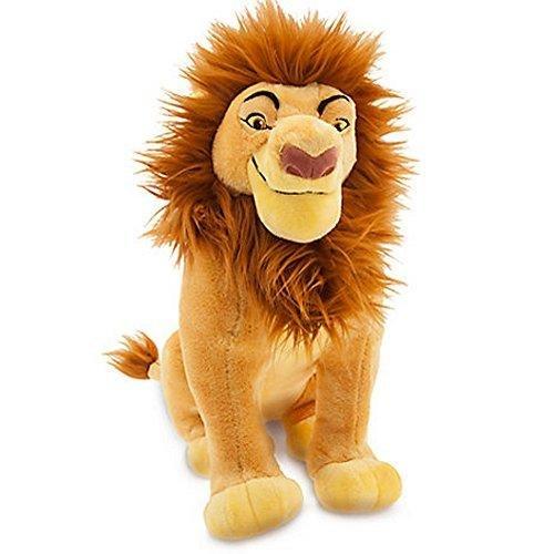 Ufficiale Disney Il giocatore di peluche molle di Mufasa del re del leone 35cm