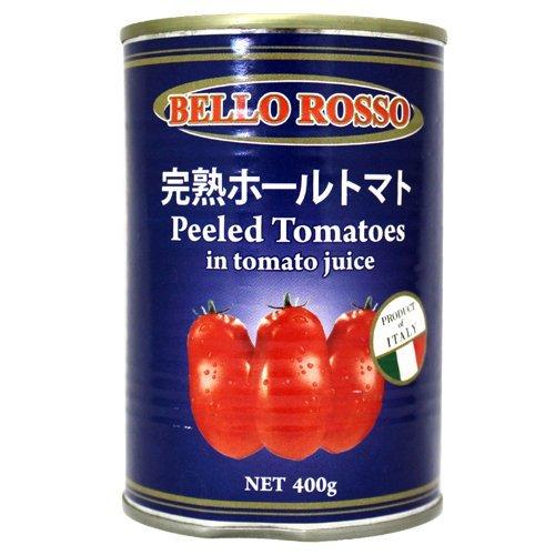 PODERE SANTA PRISCA トマト缶 ホールトマト PEELED TOMATOES 【24缶セット】 [並行輸入品]