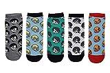 Attack on Titan Socks Cosplay (5 Pair) - (1...