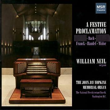 A Festive Proclamation: Aeolian-Skinner Organ