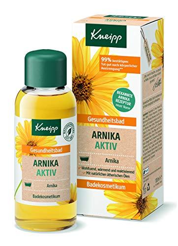 Kneipp Bain Santé Arnica pour articulations & Muscles, pack de 1(1x 100ml)