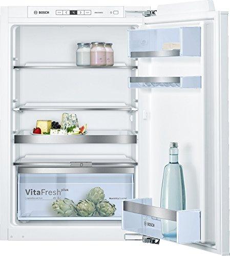 Bosch KIR21AF30 Série 6 Réfrigérateur encastrable/A++ / hauteur de niche 88 cm / 97 kWh/an / 144 L/super refroidissement/VarioShelf