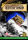 Official Fighting Fantasy Colouring Book 3: Deathtrap Dungeon (Official Fighting Fantasy Colouring Books) by Ian Livingstone (2016-06-30)