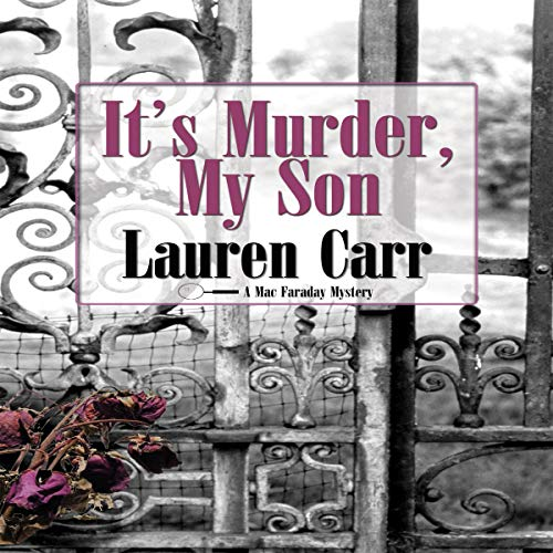 It's Murder, My Son audiobook cover art