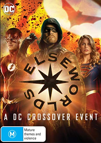 Elseworld - A DC Crossover Event DVD   Region 4