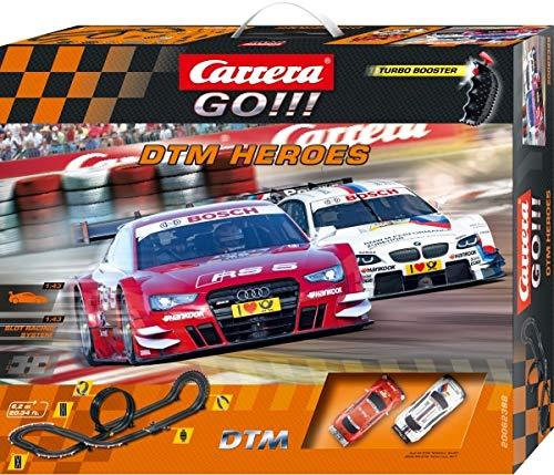 Carrera 20062388 Piste de Course de Petites Voitures Noir