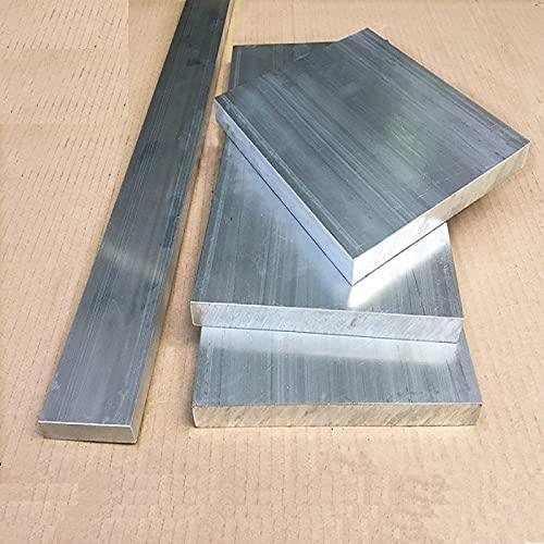 NICOLIE 1 Stück 6061 6063 Aluminium-Flachstange 200X50X3Mm Flachblech Alle Größen Auf Lager Für Cnc-Maschinenteile - customized