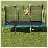 Skywalker Trampoline Safety Pad (Spring Cover) for 8ft x 14ft Trampoline - Green