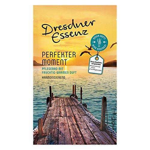 5er Pack Dresdner Essenz Pflegebad Wellnessbad Perfekter Moment 5 x 60 g, Badezusatz, Badepulver, Badesalz, Körperpflege