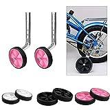 Adjustable Kids Children Bicycle Bike Training Wheels Stabiliser Tool Fit 12-20