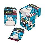 Amigo Spiel + Freizeit UPR85526 PKM Snorlax Deck Box, Mehrfarbig -