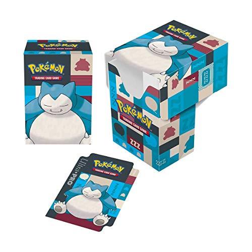 Amigo Spiel + Freizeit UPR85526 PKM Snorlax Deck Box, Mehrfarbig