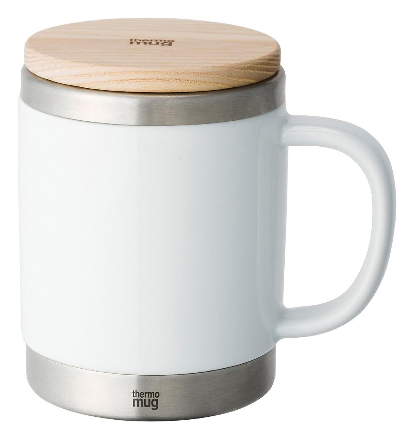 霜物理悩みthermo mug(サーモマグ) セラミックマグ
