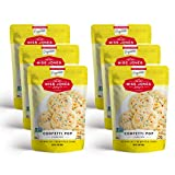 Miss Jones Baking 90% Organic Cookie Mix, Non-GMO, Vegan-Friendly, Perfect for Birthdays: Confetti Pop (Pack of 6)