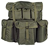 5ive Star Gear Mil-spec Alice Pack, Large, Green