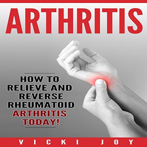 Arthritis audiobook cover art