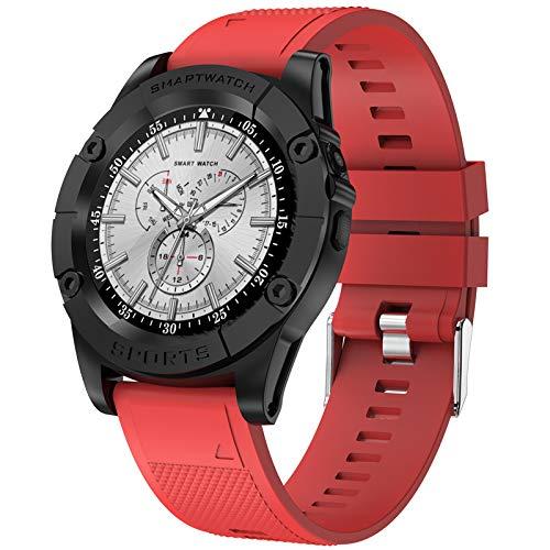 SW98 Smartwatch Männer Unterstützung SIM-Karte Pedometer Kamera Bluetooth Smartwatch Für Android Phone APK DZ09 Y1 A1 Armbanduhr,Rot