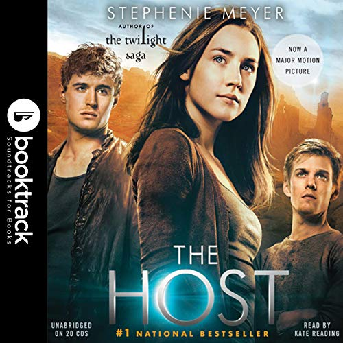 The Host: A Novel audiobook cover art