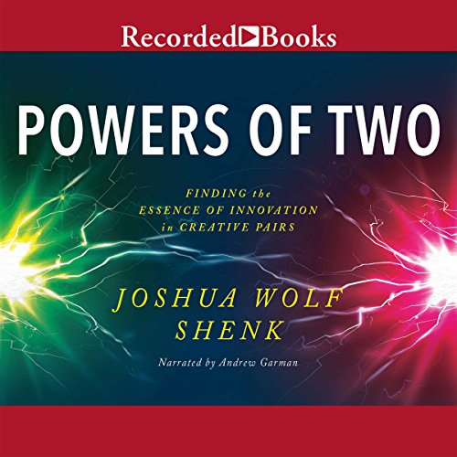 Powers of Two audiobook cover art