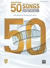Alfred's Top 50 Songs from the Warner Bros. Film Collection: Piano/Vocal/Guitar