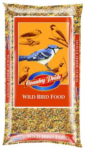 Country Pride 11350 Wild Bird Food, 40-Pound