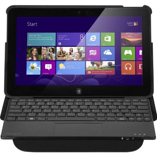 Targus THZ220US Keyboard/Cover Case for 10' Tablet - Black