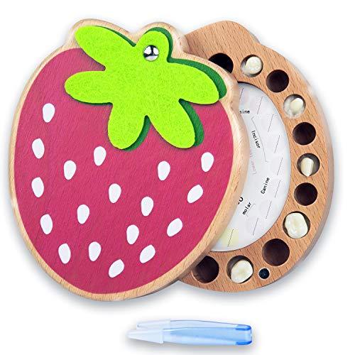 Milchzähne Box, Zahnbox Zahndose Milchzahndose, Zahndöschen für Kinder, milchzahn box (05)