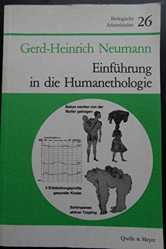 Einführung in die Humanethologie