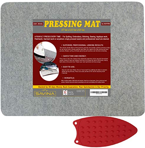 Best Wool Iron Pad for Quilters