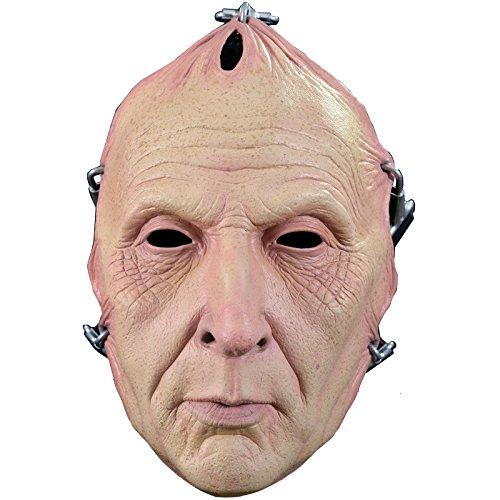 Générique Trick or Treat - MAHAL767 - Máscara de látex para Adultos de Jisaw...