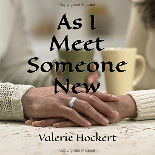 As I Meet Someone New audiobook cover art