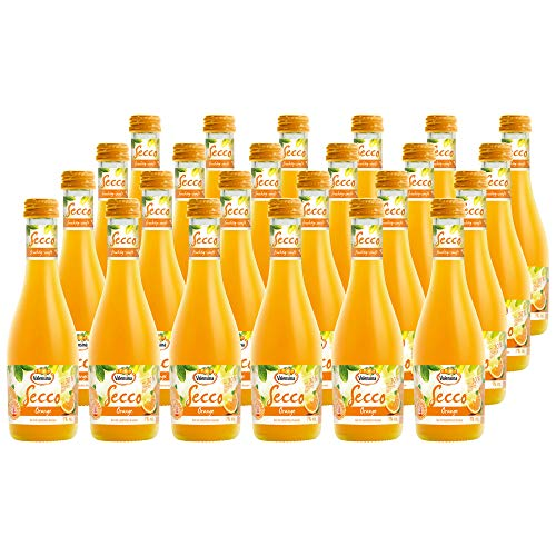 Valensina Secco Orange von Katlenburger halbtrocken 24 x 0,2l trinkfertiger Secco-Orange als Aperitif oder Cocktail