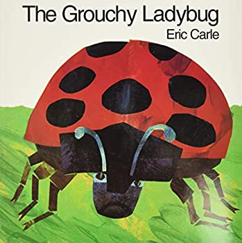 Paperback The Grouchy Ladybug Book