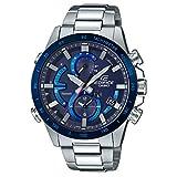[カシオ] 腕時計 エディフィス スマートフォンリンク EQB-900DB-2AJF メンズ シルバー