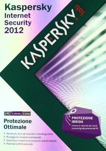 Kaspersky Internet Security 2012 (licenza 1 PC)