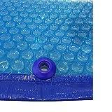 Lona alquitranada Cubierta Solar para Piscina De Servicio Pesado, Manta Térmica para Interiores Y Exteriores, Azul (Size : 2x3m(6.5x9.8ft))