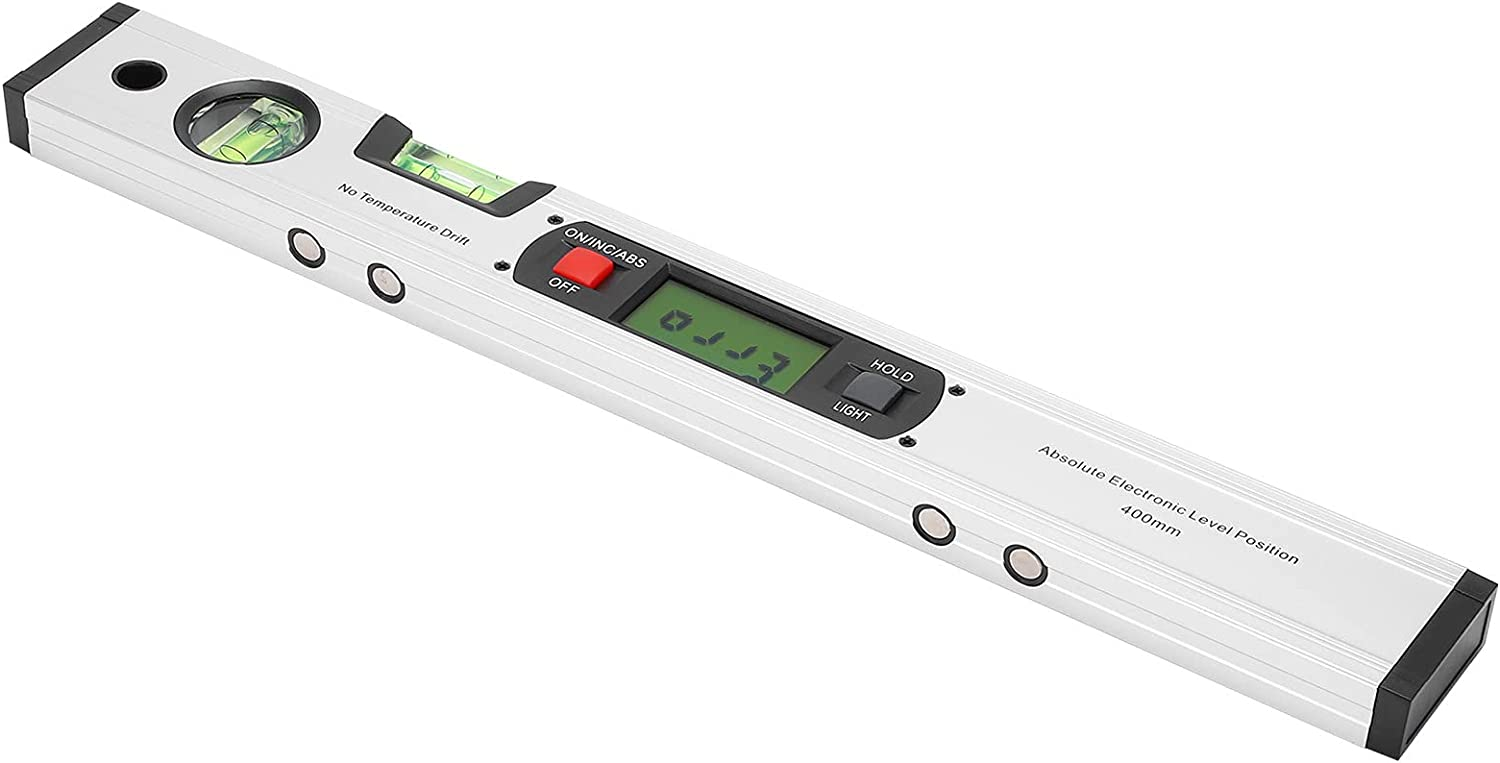 Digital Protractor Aluminum Alloy Facto for Opening large release Max 73% OFF sale Angle Ruler