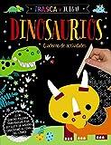 Rasca y Juega. Dinosaurios - Cuaderno de actividades