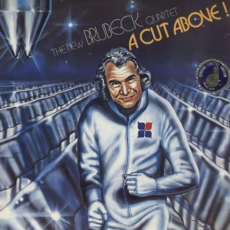 The New Brubeck Quartet - A Cut Above ! - Direct-Disk Labs - DD 106