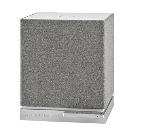 Definitive Technology W7 White High Performance Wireless Speaker