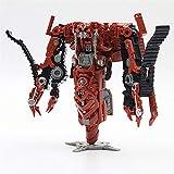 PLMN Giocattoli di deformazione, Deformazione Robot Bulldozer Carrelli elevatori Mobile Bambola Mobile Modello Giocattolo per Bambini Regalo Ko Versione