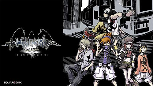 The World Ends with You: Final Remix - Nintendo Switch [Digital Code]