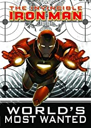 Iron Man World's Most Wanted Book 1